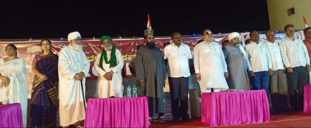 ಭಾರತ ಯಾರಪ್ಪನ ಸ್ವತ್ತಲ್ಲ, ಸ್ವಾತಂತ್ರ್ಯ ಹೋರಾಟದಲ್ಲಿ ಮುಸ್ಲಿಮರ ಪಾತ್ರವಿದೆ ಕುಮಾರಸ್ವಾಮಿ
