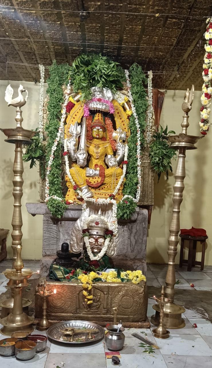 ಬನ್ನಿಮಹಾಂಕಾಳಿ ಅಮ್ಮನವರ ಕರಗ ಮಹೋತ್ಸವ ಮಂಗಳವಾರ