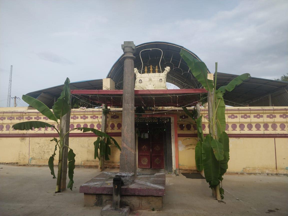 ದೇವರಹೊಸಹಳ್ಳಿ ಸಂಜೀವರಾಯಸ್ವಾಮಿ ಜಾತ್ರೆ ರದ್ದುಪಡಿಸಿದ ತಾಲ್ಲೂಕು ಆಡಳಿತ