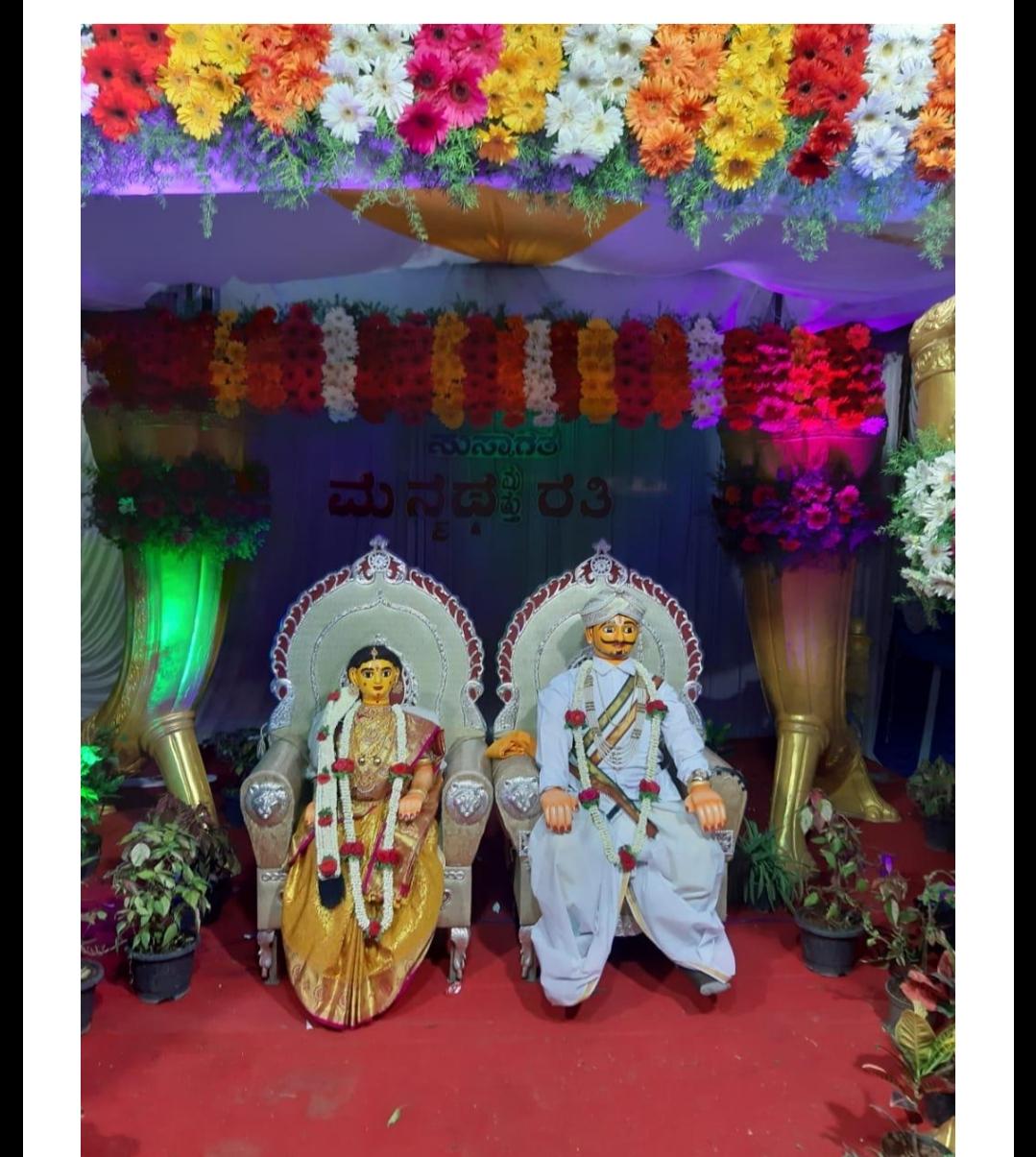 ಕಾಮನ ಹಬ್ಬದ ಸಾಂಪ್ರದಾಯಿಕ ಆಚರಣೆ ಬೊಂಬೆನಗರಿ ಚನ್ನಪಟ್ಟಣದಲ್ಲಿ. ಒಂದು ಅವಲೋಕನ