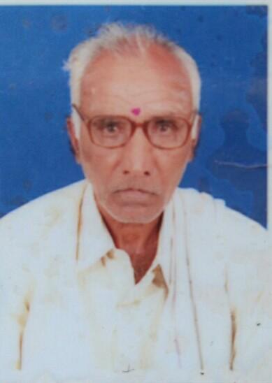 ಗುರುಪುತ್ರ ಶ್ರೀ ಎನ್. ಎಂ  ಮಂಚೇಗೌಡ ವಿಧಿವಶ